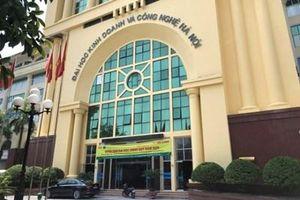 Xử phạt sai phạm tại ĐH Kinh doanh và Công nghệ Hà Nội: 'Giơ cao đánh khẽ!'