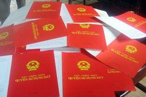 Cảnh báo tình trạng làm giả giấy chứng nhận quyền sử dụng đất