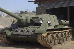 SU-100 - Sự tái sinh của một huyền thoại