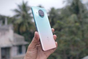Ảnh chi tiết Xiaomi Mi 10i 5G giá gần 8 triệu đồng
