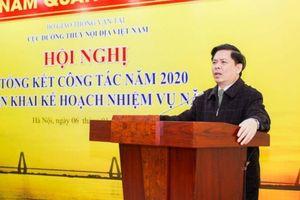 Bộ trưởng Nguyễn Văn Thể: 'Cơ chế ưu đãi đường thủy đang lạc hậu'