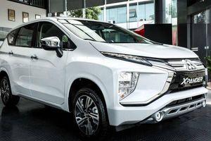Khách hàng mua xe Mitsubishi tiếp tục được ưu đãi 50% phí trước bạ
