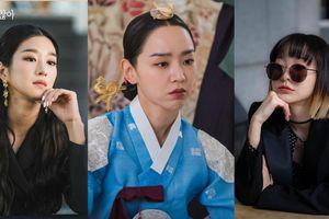 3 nữ chính bá đạo trên phim Hàn 2020: tưởng Kim Da Mi chất nhất, ai dè ngôi hậu thuộc về Shin Hye Sun