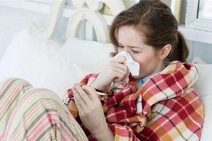 Những bệnh thường gặp khi trời trở lạnh