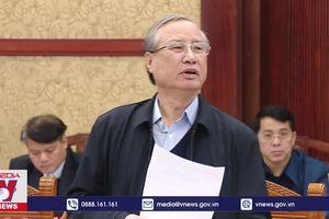 Tập trung cao độ phục vụ Đại hội XIII của Đảng
