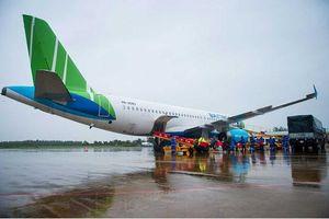 Cục Hàng không Việt Nam biểu dương Bamboo Airways trong phòng, chống thiên tai
