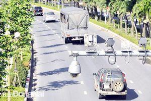 Tăng cường xử phạt vi phạm qua camera giao thông
