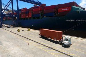 Đầu tư hạ tầng cảng biển: Không thể chậm trễ
