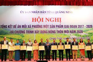 Đưa chương trình OCOP Quảng Ninh thành thương hiệu mạnh trong nước, khu vực và quốc tế