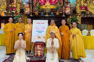 Lễ hằng thuận tại tổ đình Thiên Ấn