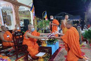 Vĩnh Long: Tổng kết kỳ thi sơ cấp Pāli - Khmer
