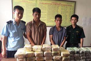 Hải quan Hà Tĩnh: Phát hiện, bắt giữ, xử lý 117 vụ vi phạm