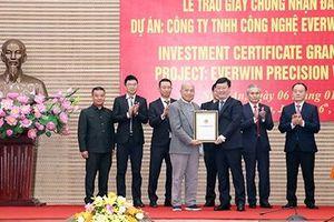 Dự án 200 triệu USD được đầu tư vào VSIP Nghệ An
