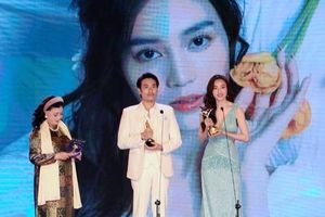 'Ngôi Sao Xanh' lần 7: Ninh Dương Lan Ngọc nhận giải 'Nữ diễn viên chính xuất sắc nhất'