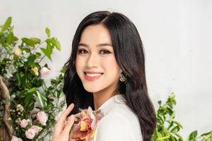 Đăng quang chưa lâu, Hoa hậu Đỗ Thị Hà đã chứng tỏ EQ cao, hành xử cực khéo léo