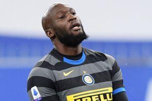Inter trả giá vì quá phụ thuộc vào Lukaku
