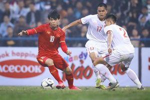 VFF ủng hộ đồng bào 1,7 tỷ đồng sau 2 trận của tuyển Việt Nam