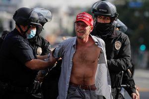 Người ủng hộ ông Trump đồng loạt biểu tình khắp các thành phố lớn