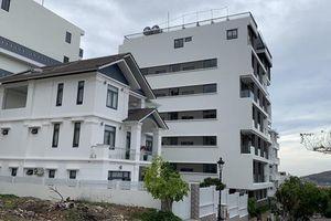 'Trảm' 15 biệt thự ở dự án cao cấp Ocean View Nha Trang
