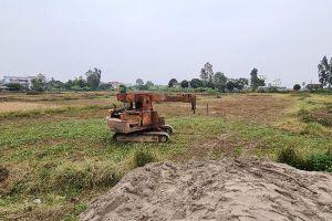 Tạm giữ 3 người vụ đổ máy ép cọc làm 2 cháu bé tử vong ở Bắc Ninh