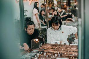 Độc đáo 'phiên chợ handmade' giữa lòng Đà Nẵng