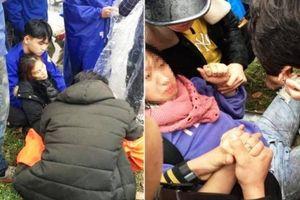 Nghệ An: Thiếu nữ cùng mẹ mê man bên đường nghi bị đánh thuốc mê