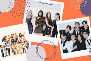 Kpop đối đầu trên BXH World Album: BlackPink chưa lấy lại được No.2, NCT có đủ sức 'lật' BTS?