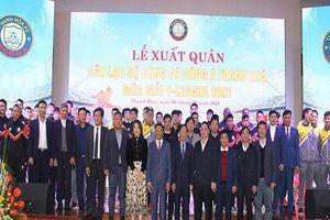 Câu lạc bộ bóng đá Đông Á Thanh Hóa quyết tâm giành thứ hạng cao mùa giải 2021