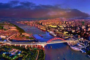 Hải Phòng thúc tiến độ dự án khu đô thị gần 10.000 tỷ đồng