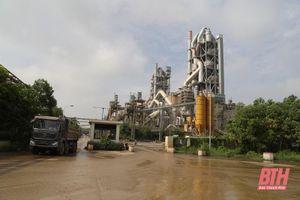 Nhà máy xi măng Long Sơn tiêu thụ 7,1 triệu tấn xi măng