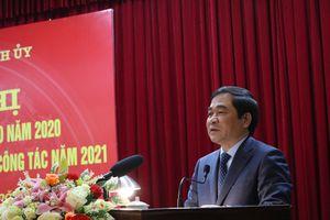 Thái Bình: Tập trung quán triệt phổ biến, triển khai có hiệu quả nghị quyết Đại hội Đảng bộ tỉnh lần thứ XX