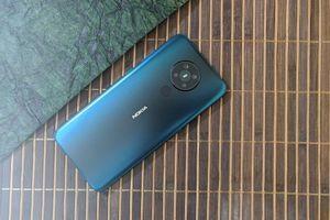 Nokia 5.4 đã sẵn sàng lên kệ