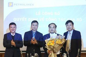 Công bố quyết định bổ nhiệm Phó Tổng Giám đốc Petrolimex