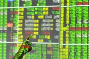 Cổ phiếu công nghệ Trung Quốc tạo sóng