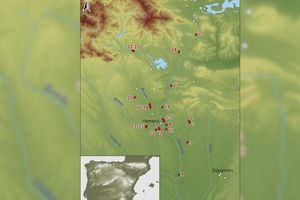 Tìm thấy trại đóng quân rộng tới 15 ha của quân đội La Mã