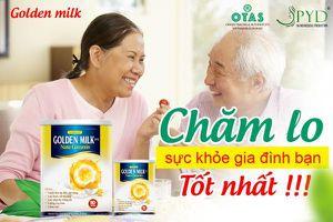 Phụ nữ sau sinh, người đau dạ dày ưa chuộng sữa có chứa nano Curcumin