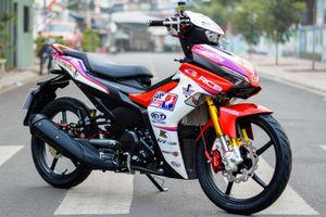Chi tiết Yamaha Exciter 155 với gói độ trị giá gần 100 triệu đồng