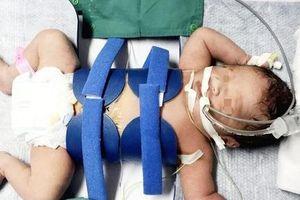 Hạ thân nhiệt cứu trẻ sơ sinh bị thiếu máu não