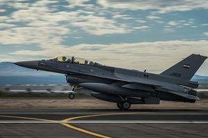 Mỹ nâng cấp vẫn khó cứu được F-16IQ Iraq