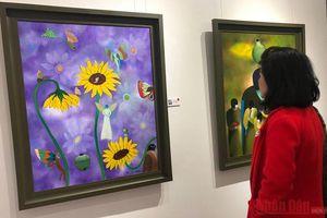 Nhà thơ Nguyễn Quang Thiều: Vẽ tranh như hơi thở