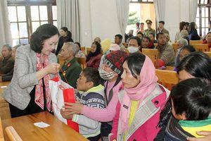 Mong Lạc Dương sớm trở thành huyện khá của tỉnh Lâm Đồng
