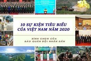 Longform: 10 sự kiện tiêu biểu của Việt Nam năm 2020