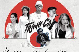 Sinh viên thiết kế show trình diễn làm mới nhạc Trịnh