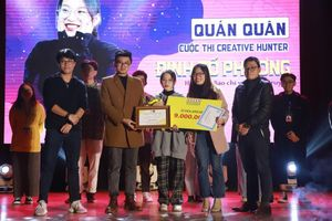 Giải nhất cuộc thi 'Creative Hunter': 'Tết vẫn sẽ là tết'