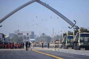 Iraq duyệt binh khủng kỷ niệm 100 năm thành lập quân đội