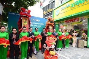 Cuối năm nhiều chuỗi cung ứng xanh made in Việt Nam được tung ra thị trường