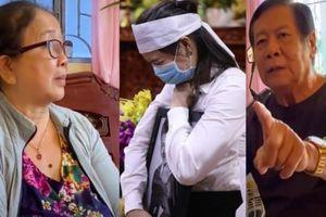 Ca sĩ Thanh Thảo 'tố' vợ Vân Quang Long hỗn láo với ba mẹ chồng