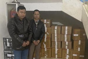 Vận chuyển 410 kg pháo từ Hà Giang về Tuyên Quang bán kiếm lời