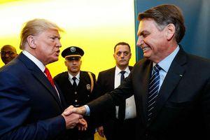 Bạo loạn ở Mỹ: Giữa hàng loạt chỉ trích của những lãnh đạo thế giới, có người vẫn một lòng ủng hộ ông Trump