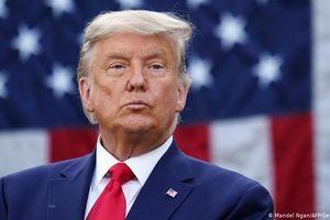 CNN: Ông Trump tham vấn về quyền tự ân xá